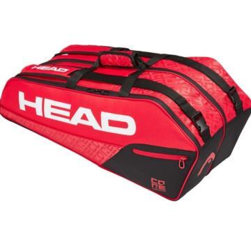 Raqueteira Head Core 6R Combi - Vermelha